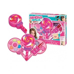 Minidiva Magic Make Up. Trousse Leccalecca