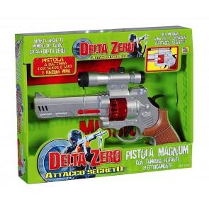 Delta Zero Attacco Segreto. Pistola con Luci e Suoni