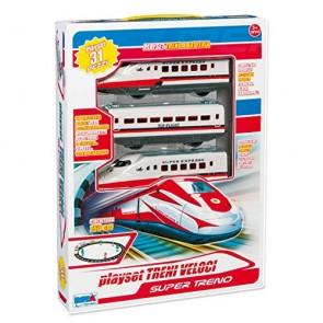 Super Treno. Playset Treni Veloci