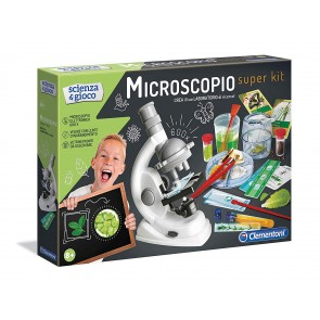 Scienza e Gioco. Microscopio Super Kit