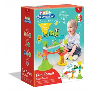 Baby Clementoni. Fun Forest Baby Pista
