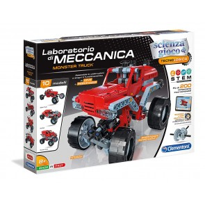 Scienza E Gioco. Lab.Meccanica. Monster Trucks