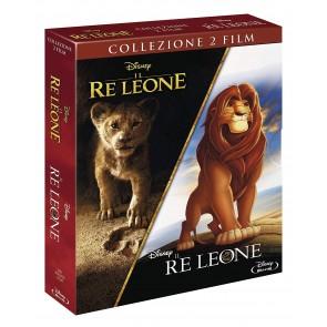 Il Re Leone. Cofanetto con versione animata e Live Action