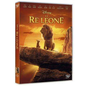 Il Re Leone Live Action DVD