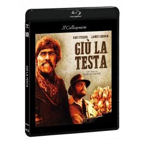 Giù la testa DVD + Blu-ray