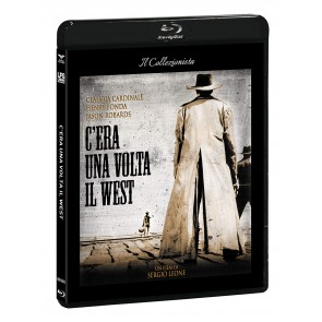 C'era una volta il West DVD + Blu-ray