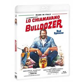 Bud Spencer. Lo chiamavano Bulldozer DVD + Blu-ray