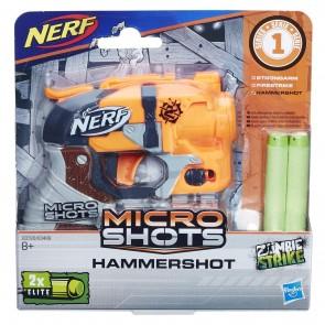 Nerf. Microshots Hammershot Se1