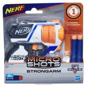 Nerf. Microshots Strongarm Se1