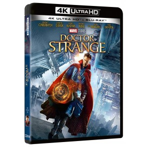 Doctor Strange Blu-ray + Blu-ray 4K Ultra HD