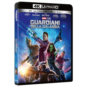 Guardiani della Galassia Blu-ray + Blu-ray 4K Ultra HD