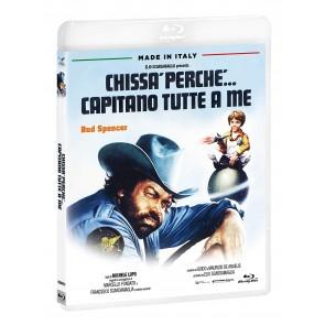 Bud Spencer. Chissà perché… capitano tutte a me DVD + Blu-ray