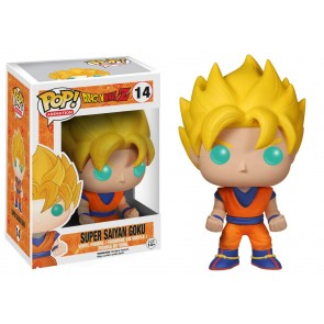 Funko POP Animation. Dragon Ball. Goku Super Sayan I