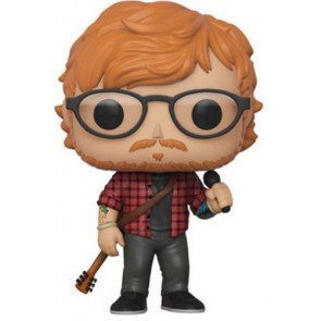 Funko POP. Rocks. Ed Sheeran