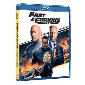Fast & Furious. Hobbs & Shaw Blu-ray