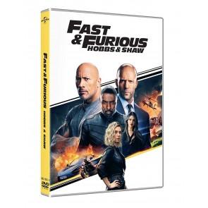 Fast & Furious. Hobbs & Shaw DVD