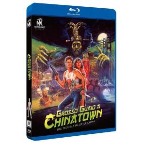 Grosso guiao a Chinatown Blu-ray