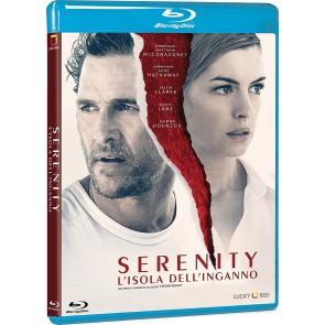 Serenity. L'isola dell'inganno Blu-ray