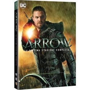 Arrow. Stagione 7 DVD