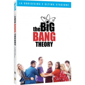 The Big Bang Theory. Stagione 12 DVD