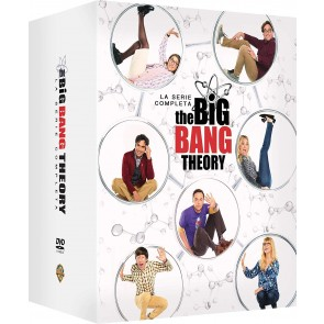 The Big Bang Theory. La serie completa DVD