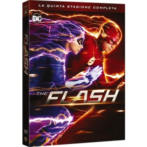 The Flash. Stagione 5 DVD