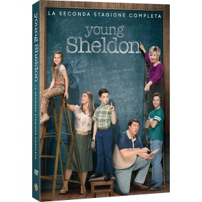 Young Sheldon. Stagione 2 DVD