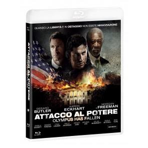 Attacco al potere Blu-ray
