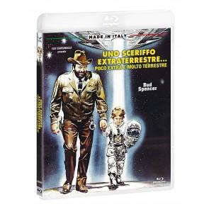 Bud Spencer. Uno sceriffo extraterrestre… poco extra e molto terrestre DVD + Blu-ray