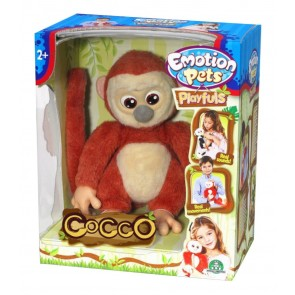 Emotion Pets. Playfuls Scimmiette