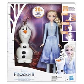 Frozen 2 Olaf e Elsa Ass.