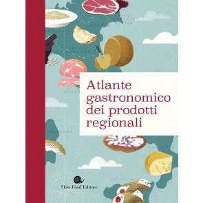 Atlante gastronomico dei prodotti regionali