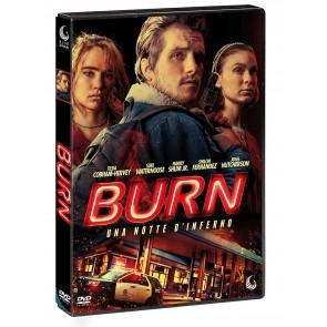 Burn. Una notte d'inferno DVD