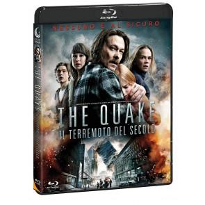 The Quake. Il terremoto del secolo DVD + Blu-ray