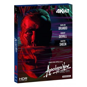 "Apocalypse Now Final Cut. Limited Editon ""4kult. Con Digipack Blu-ray + Blu-ray Ultra HD 4K"