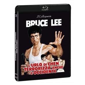 Bruce Lee. L'urlo di Chen terrorizza anche l'occidente. Con Booklet DVD + Blu-ray