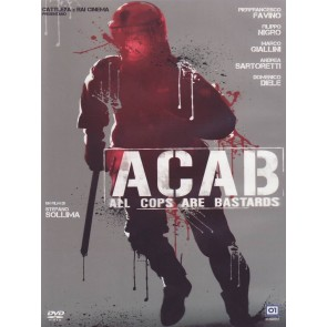 ACAB. All cops are bastards DVD