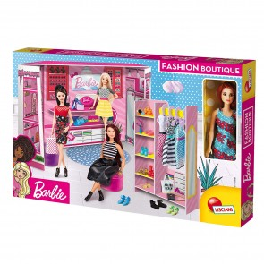 Barbie Fashion Boutique Con Doll