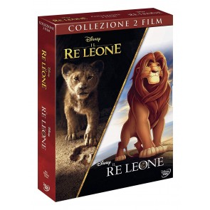 Il Re Leone. Cofanetto con versione animata e Live Action DVD