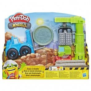 Play-Doh Wheels. Composto per ceramica e modellazione Pasta modellabile Multicolore 5 pezzo(i)