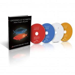 Sotto il segno dei pesci (The Anniversary Tour Deluxe Edition) CD Audio + DVD