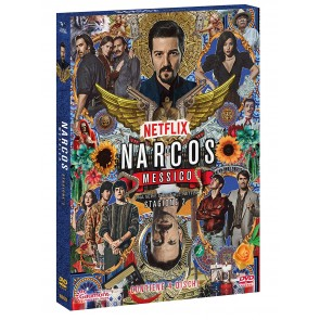 Narcos. Messico. Stagione 2 DVD