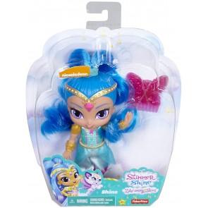 Shimmer e Shine - Bambola Shine con lunghi capelli