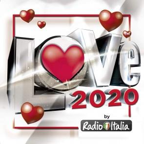 Radio Italia Love 2020 CD