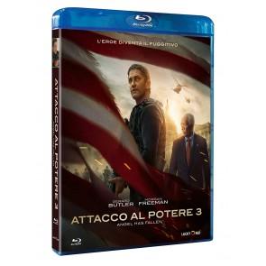 Attacco al potere 3. Angel Has Fallen Blu-ray