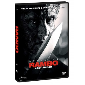 Rambo. Last Blood DVD