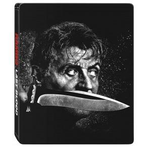 Rambo. Last Blood Blu-ray + Blu-ray Ultra HD 4K