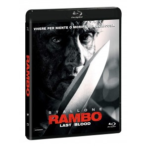 Rambo. Last Blood DVD + Blu-ray