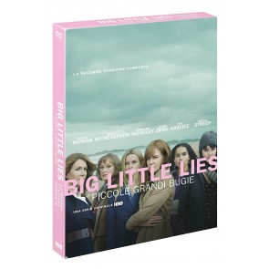 Big Little Lies. Stagione 2 DVD