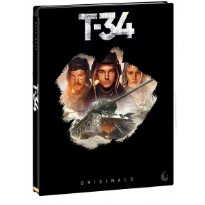 T-34 DVD + Blu-ray